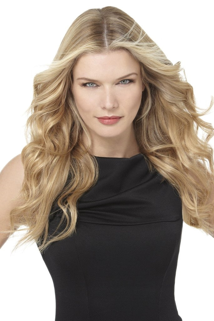 Remy Human Hair Extensions 18 10 Piece Extension Kit By Hairdo
