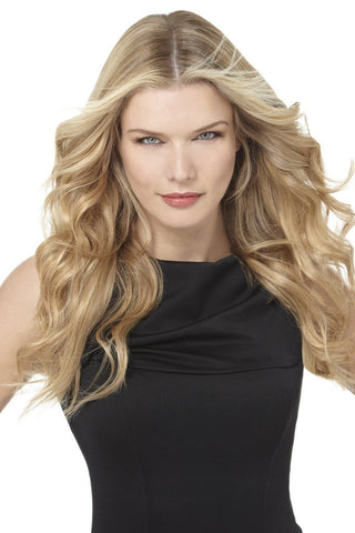 "18"" Remy Human Hair 10 Piece Extension Kit by HairDo - Wig Galaxy - 2"