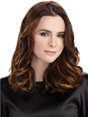 "16"" Sombre Extension (1pc) by Hairdo - Wig Galaxy - 1"