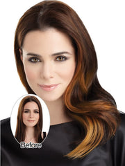 "16"" Sombre Extension (1pc) by Hairdo - Wig Galaxy - 2"