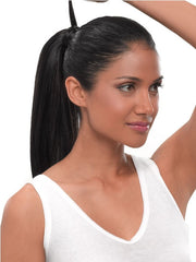 "18"" Simply Straight Pony by HairDo - Wig Galaxy - 9"