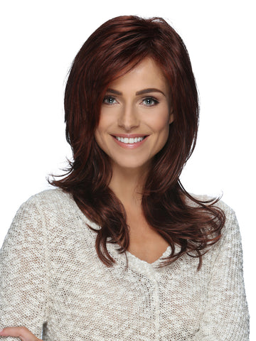 Mackenzie | Synthetic Lace Front Wig (Basic Cap)
