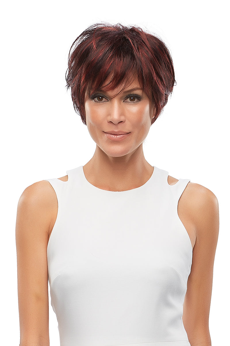 Mariska | Synthetic Lace Front Wig (Hand-Tied)