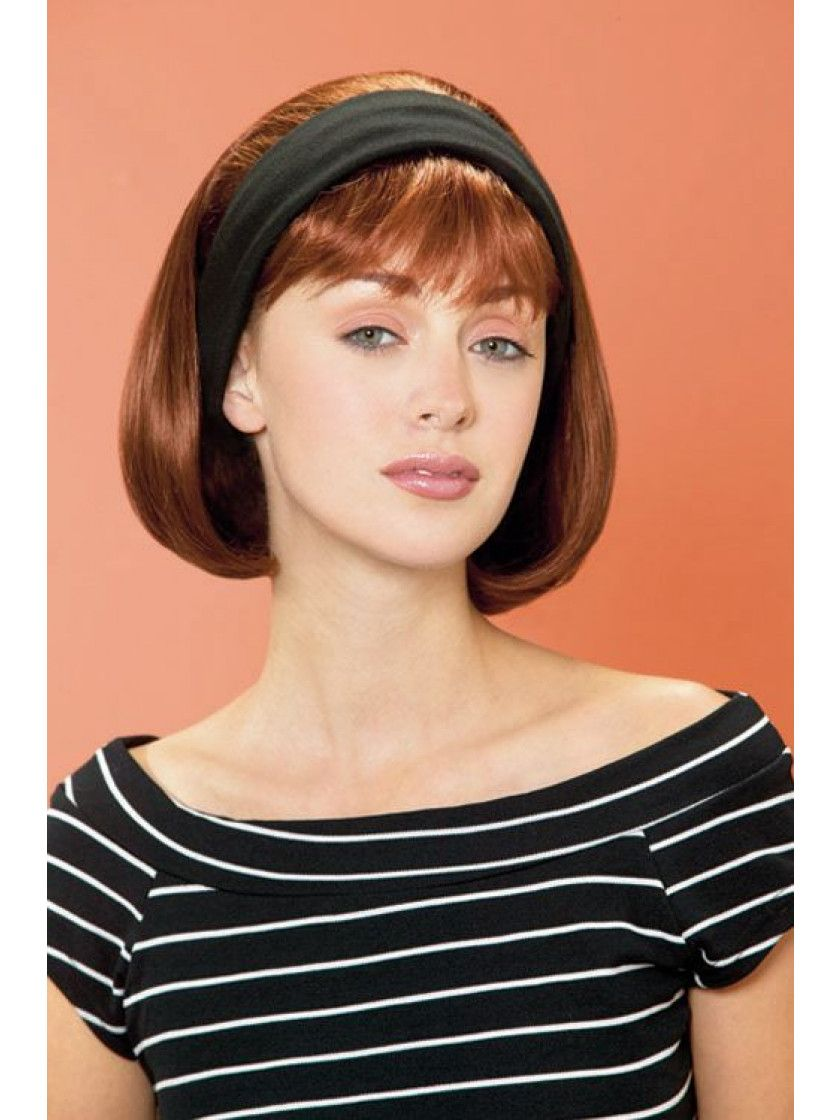 Clearance - Classic Band  - Synthetic Fall / Hair Piece by Henry Margu - ON SELECTED COLORS - FINAL SALE - NO RETURNS