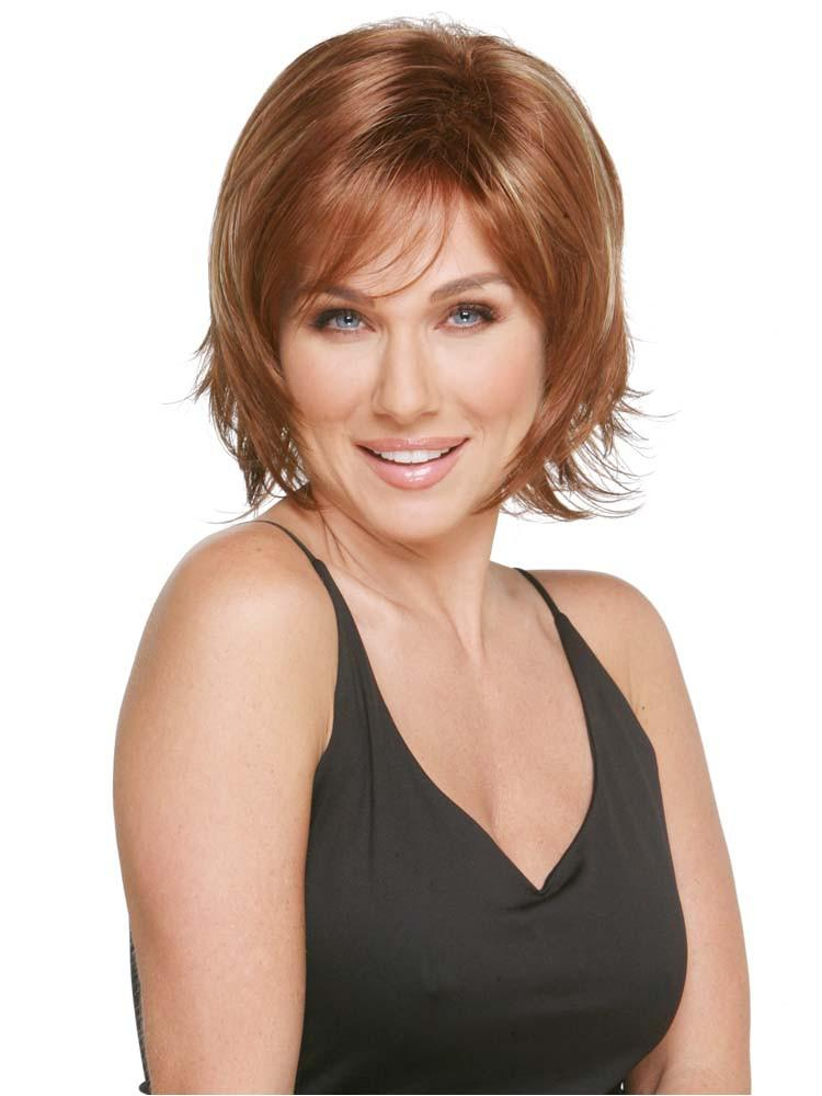 Clearance - Katie Wig  - Synthetic,Open Cap by BelleTress / Pierre Wigs - ON SELECTED COLORS - FINAL SALE - NO RETURNS