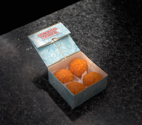 Little Treasures - Bundi Ladoo (260g approx)
