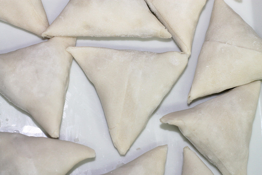 Samosa (Mixed veg NO onions) (Frozen)