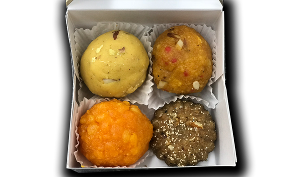 Little Treasures - Ladoo Selection (270g approx)