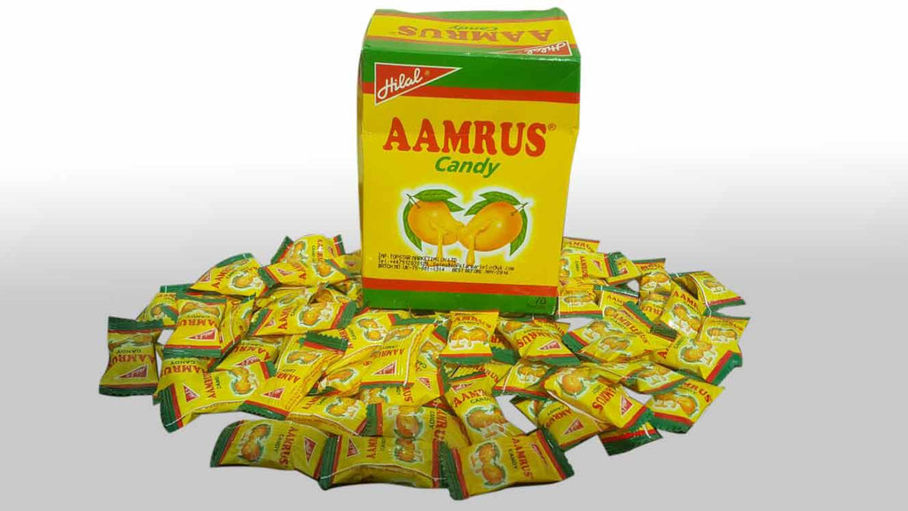 Aamras Candy (Hilal) - 70 pce