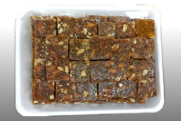 Figs Halwa Sugar Free (2.5kg Tray)