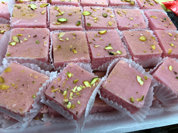Ice Cream Burfi