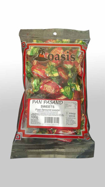 Pan Pasand - Oasis - 25 Pieces