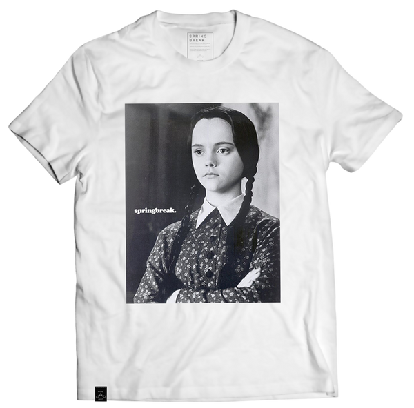 Wednesday Addams Tee