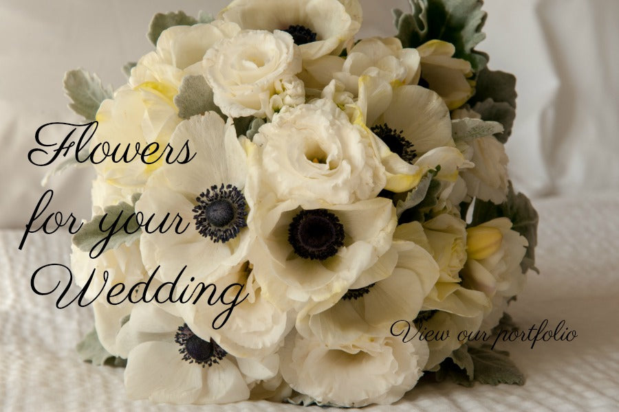 Wedding Flowers by A Village Florist