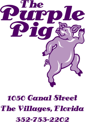 The Purple Pig carries Hearth Hounds dog Christmas stockings!