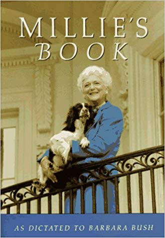 https://www.amazon.com/Millies-Book-Barbara-Bush/dp/0688119131