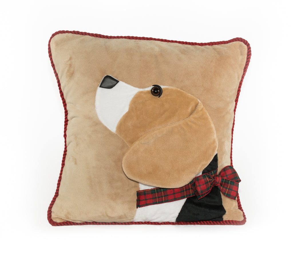 Beagle Decorative Pillow Case