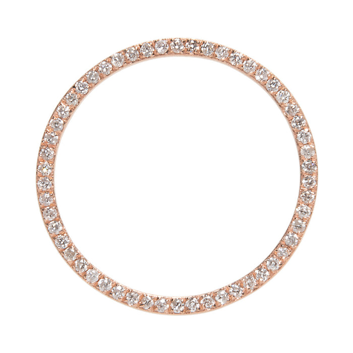 #BEforlove Diamond Eternity Circle