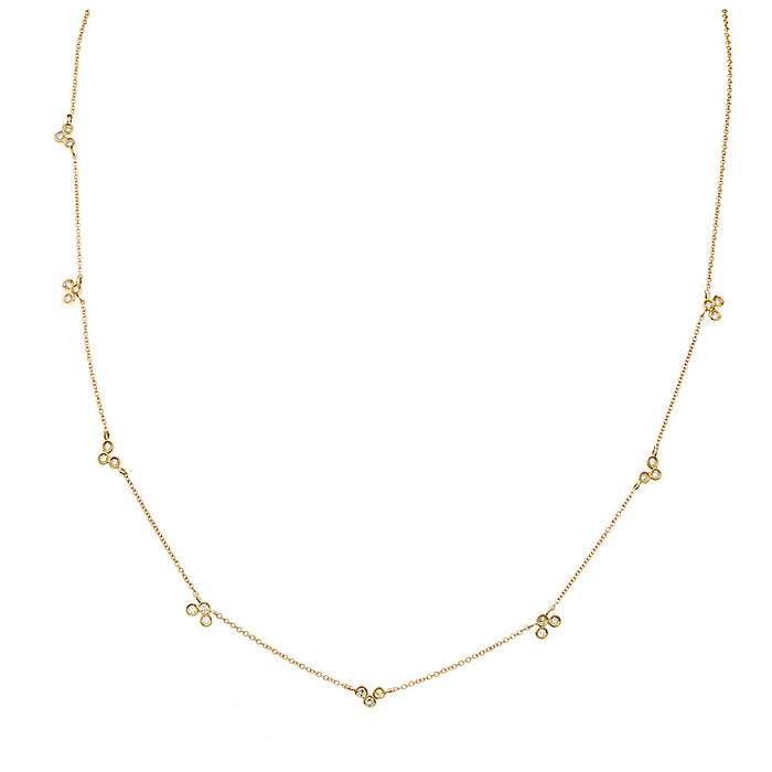 Semilla Station Necklace