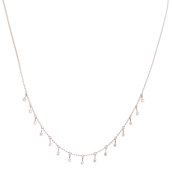 Sparkling Sugar 15 Charm Necklace