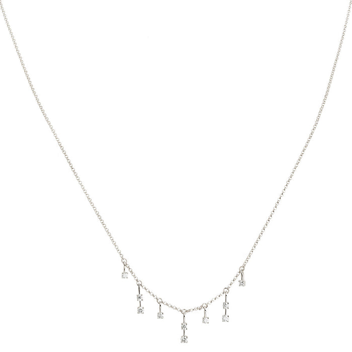 Sparkling Sugar 7 Charm Necklace