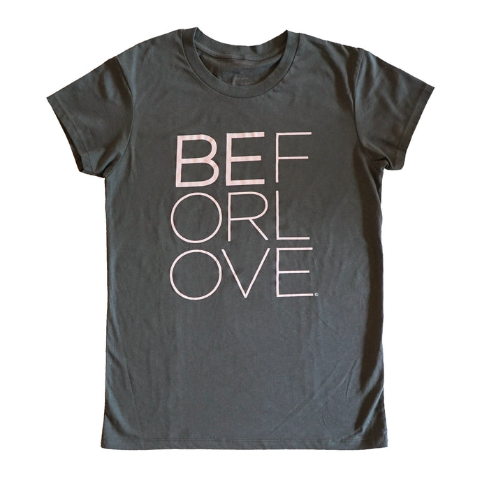 #BEforlove Ladies t-shirt