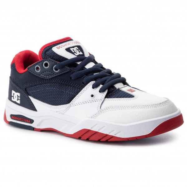 TENIS DC SHOES MASWELL BLANCO MARINO