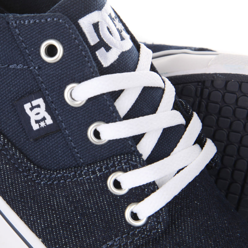 DC SHOES TONIK TENIS DAMA MARINO