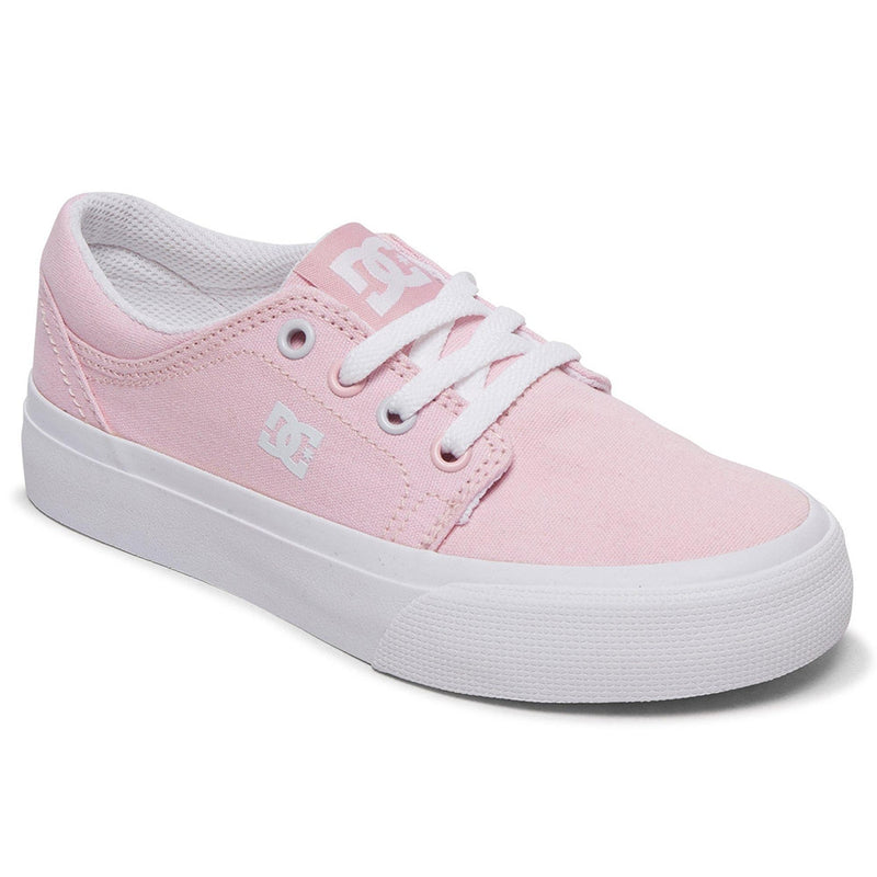 DC SHOES TRASE TX LIGHT TENIS DAMA ROSA