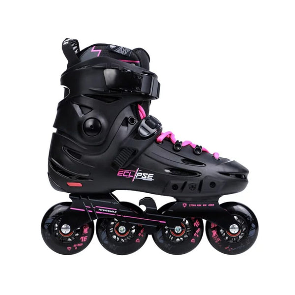 FLYING EAGLE ECLIPSE F5S PATINES EN LINEA DAMA NEGRO ROSA
