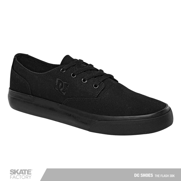 DC SHOES FLASH 2 NEGRO
