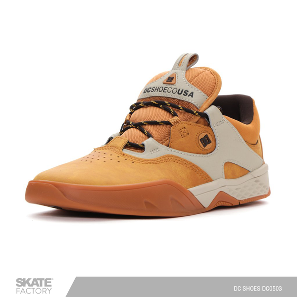 DC SHOES KALIS TENIS CABALLERO CAFE