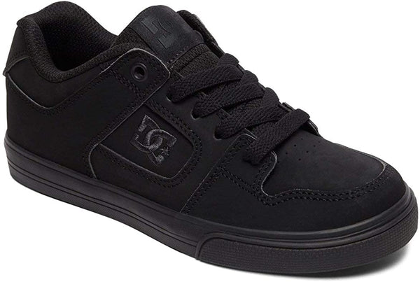 DC SHOES PURE TENIS JUNIOR NEGRO