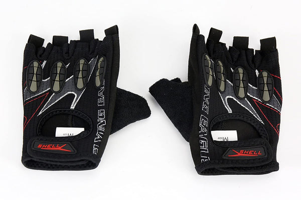 GUANTES FLYING EAGLE NEGROS