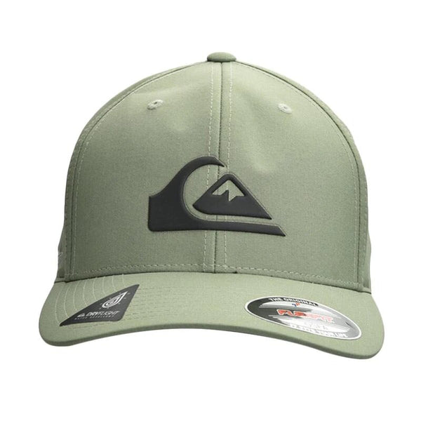 GORRA FLEXFIT® CABALLERO QUIKSILVER AMPED UP VERDE