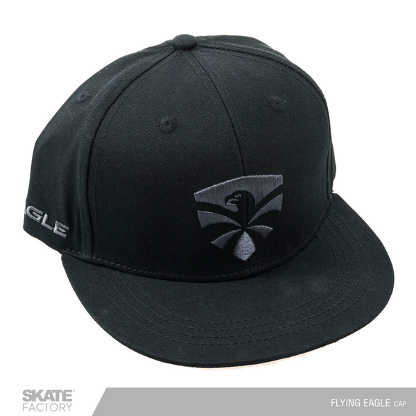 GORRA FLYING EAGLE NEGRO