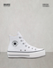 CONVERSE BOTA PLATAFORMA ALL STAR LIFT HI BLANCO