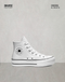 CONVERSE BOTA PLATAFORMA ALL STAR LIFT HI BLANCO PIEL