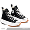 CONVERSE RUN STAR HIKE NEGRO PARA DAMA