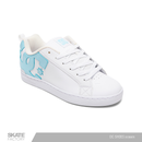DC SHOES COURT GRAFFIK TENIS DAMA BLANCO AZUL