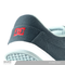 DC SHOES CRISIS TX TENIS JUNIOR GRIS ROJO TEXTIL
