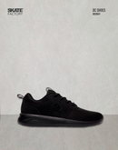 DC SHOES MIDWAY SN TENIS CABALLERO NEGRO NEGRO