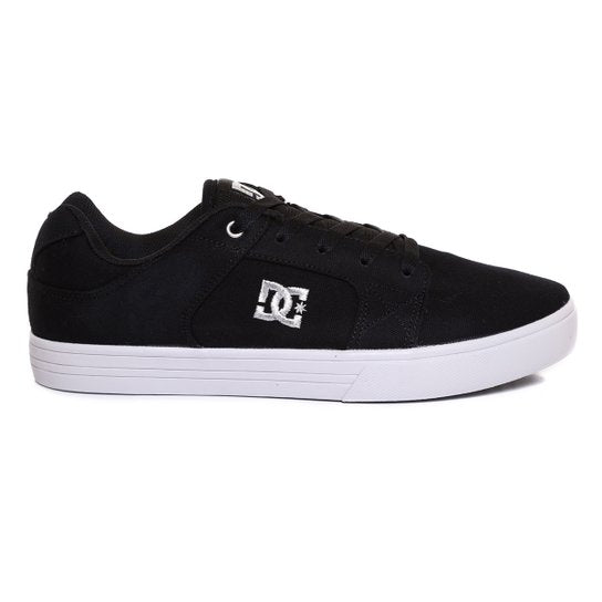 TENIS PARA CABALLERO DC SHOES METHOD TX MX  NEGRO BLANCO
