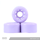 RUEDAS PARA PATINES QUADS SWEET ROCKET MORADA 58MM