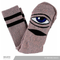 CALCETAS TOY MACHINE SECT EYE COLOR GRIS