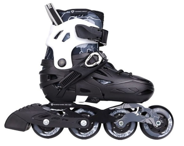 FLYING EAGLE S5S PATINES EN LINEA NIÑO NEGRO