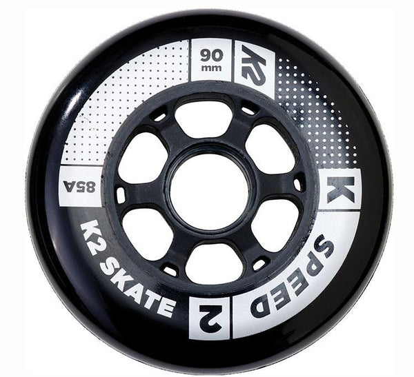 RUEDAS PARA PATINES K2 SPEED SET DE 4 WHEELS