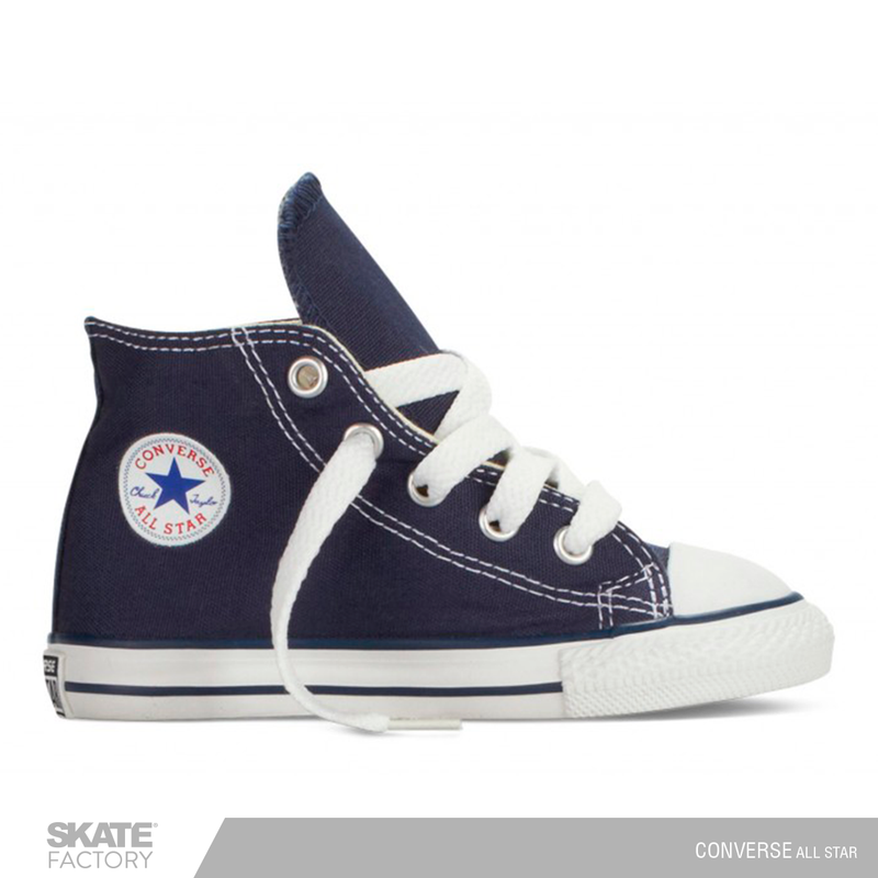all star converse niño azul marino