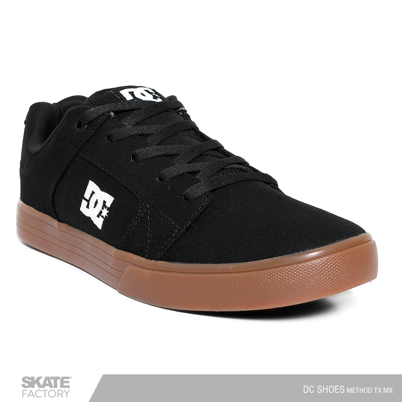 DC SHOES METHOD TX MX TENIS CABALLERO NEGRO