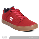 DC SHOES METHOD TX MX TENIS CABALLERO  ROJO